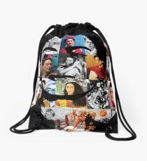 Kahlo-Collage Turnbeutel