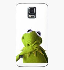 kermit thinking Case/Skin for Samsung Galaxy