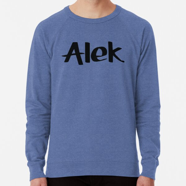 Name Alek / Inspired by The Color of Money Lightweight Sweatshirt