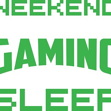 Weekend Forecast - Gaming! by CriticalDMG