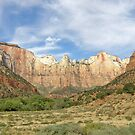 Zion National Park ~ Breathtaking by Patty Lewis