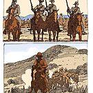 Australian cavalry 2 by David  Kennett
