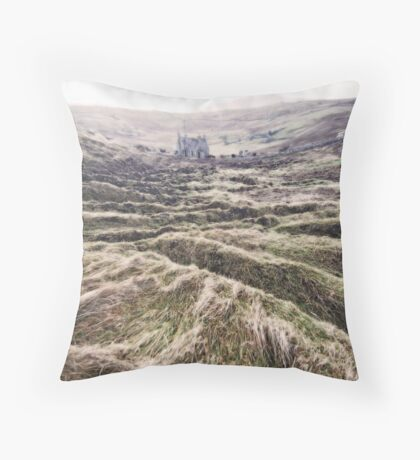 middle earth on 60N Throw Pillow