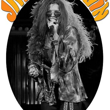 Janis Joplin - Portrait by Monky695