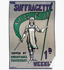 The Suffragette Poster