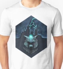 The Wolf Star Unisex T-Shirt