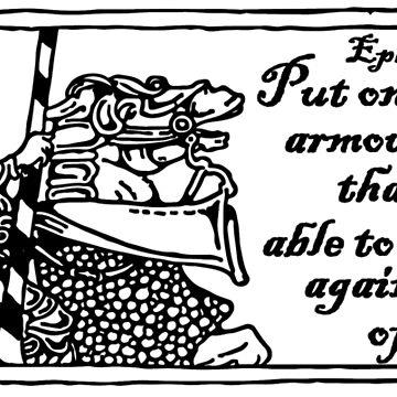 The Whole Armor of God by Calgacus
