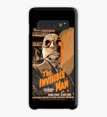 The Invisible Man - Retro Case/Skin for Samsung Galaxy