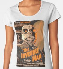 The Invisible Man - Retro Women's Premium T-Shirt