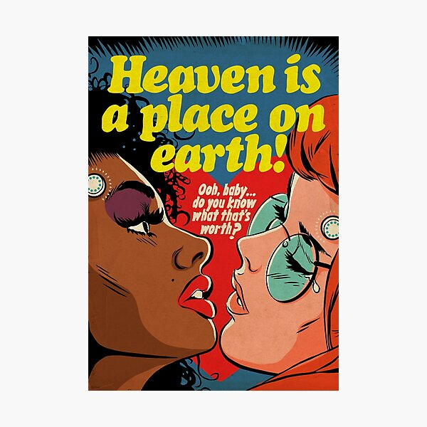 Heaven Photographic Print
