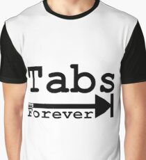 Tabs Forever Graphic T-Shirt