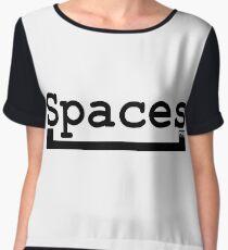 Spaces Chiffon Top