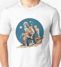 Damsel in Space Unisex T-Shirt