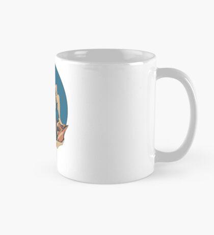 Damsel in Space Mug
