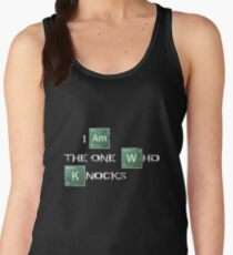 I am the one who knocks Women's Tank Top