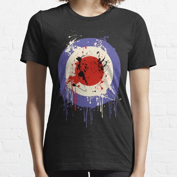 Mod Drip Splatter Essential T-Shirt