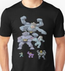 Machamp Family Unisex T-Shirt