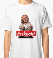 Esketit Lil Box Logo Pump Rapper Classic T-Shirt