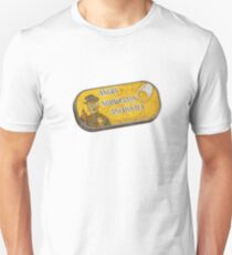 Angry Norwegian Unisex T-Shirt