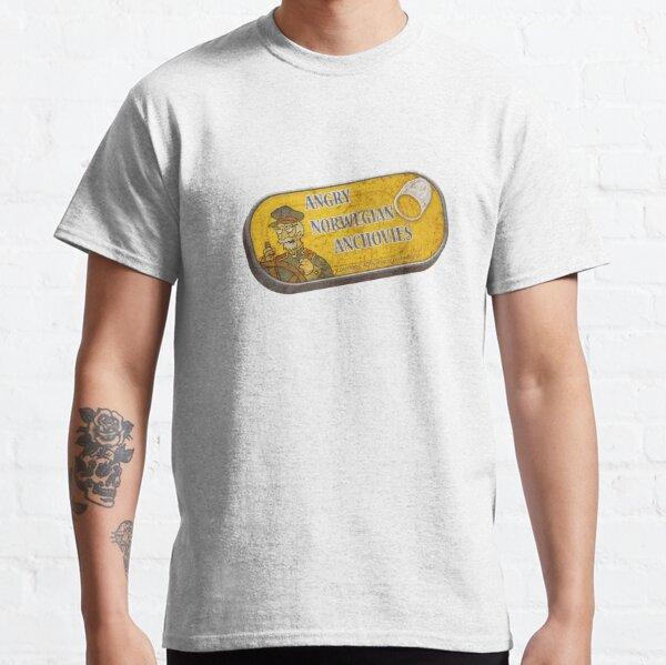 Angry Norwegian Classic T-Shirt