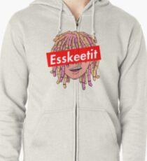 Lil Pump Esketit Zipped Hoodie