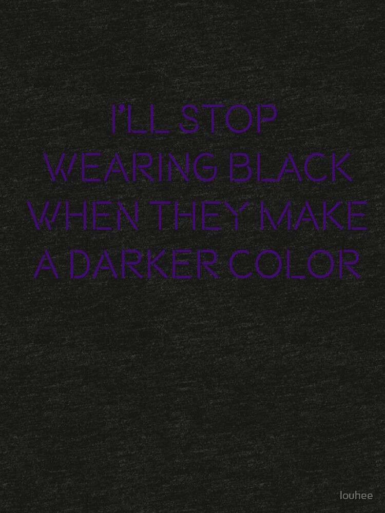 Lyric color purple lyrics : I'll stop wearing black when they make a darker color - Fall Out ...