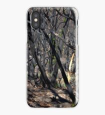 Charcoal Is The New Black iPhone Case/Skin