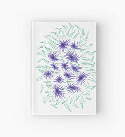 Flowers & Leaves Hardcover Journal