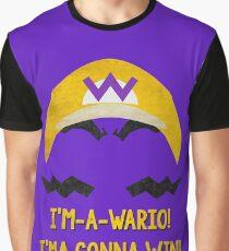 I'm-a-Wario! Graphic T-Shirt