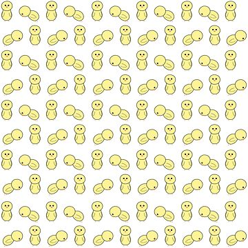 Kawaii Ducks by ahillustration