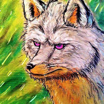 The Spirit Fox by FlannelDave