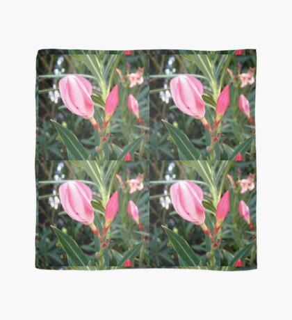 Oleander buds Scarf