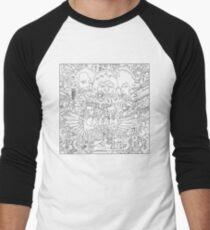 DISRAELI GEARS Men's Baseball ¾ T-Shirt