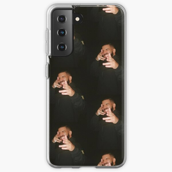 Drake Samsung Galaxy Soft Case