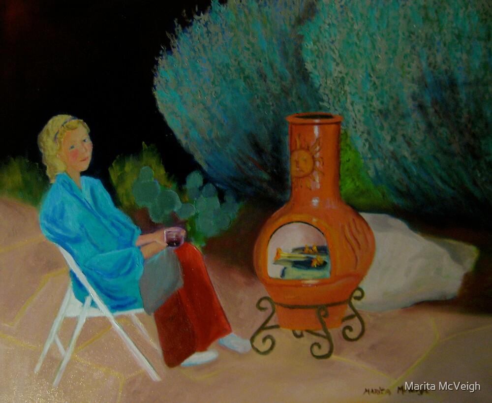 Arizona Rose by Marita McVeigh