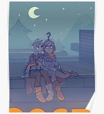 Peaceful Night Poster
