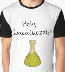 Holy Guaca-mole Graphic T-Shirt
