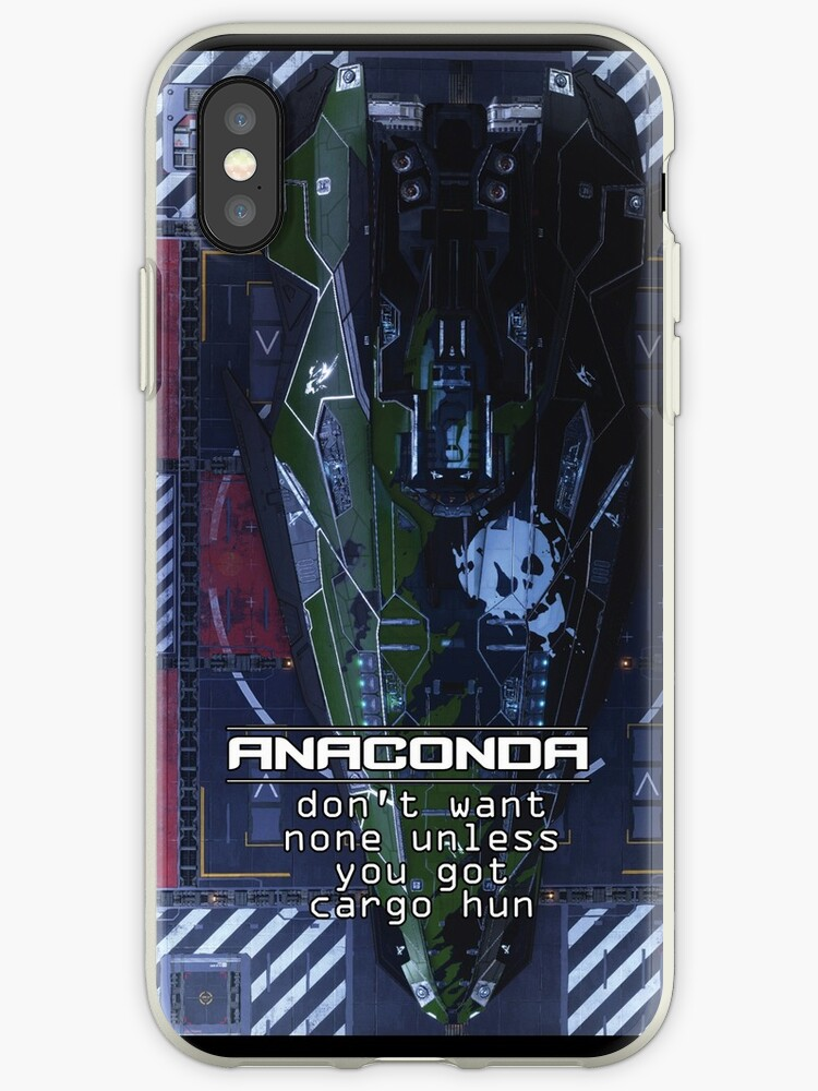 Elite Dangerous Anaconda