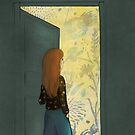 Open up the door for spring! by yvonne-crayon
