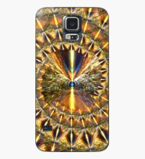 Golden Maelstrom  Case/Skin for Samsung Galaxy