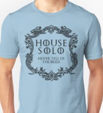 House Solo (black text) T-Shirt