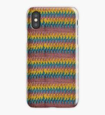 Rainbow Knit iPhone Case/Skin