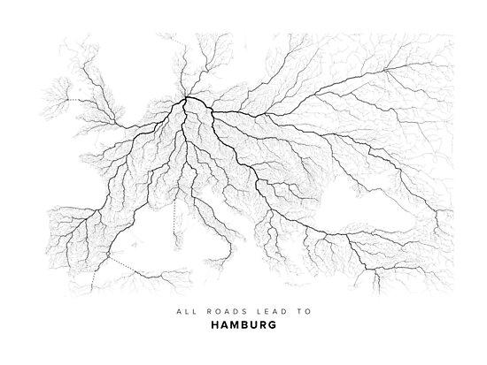All Roads Lead to Hamburg by LaarcoStudio