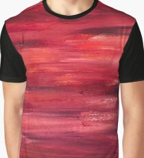 Color Me Red Graphic T-Shirt