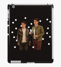 Dirk and Todd iPad Case/Skin