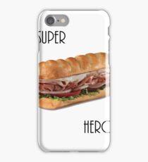 Super Hero iPhone Case/Skin