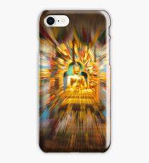 Golden Budda iPhone Case/Skin
