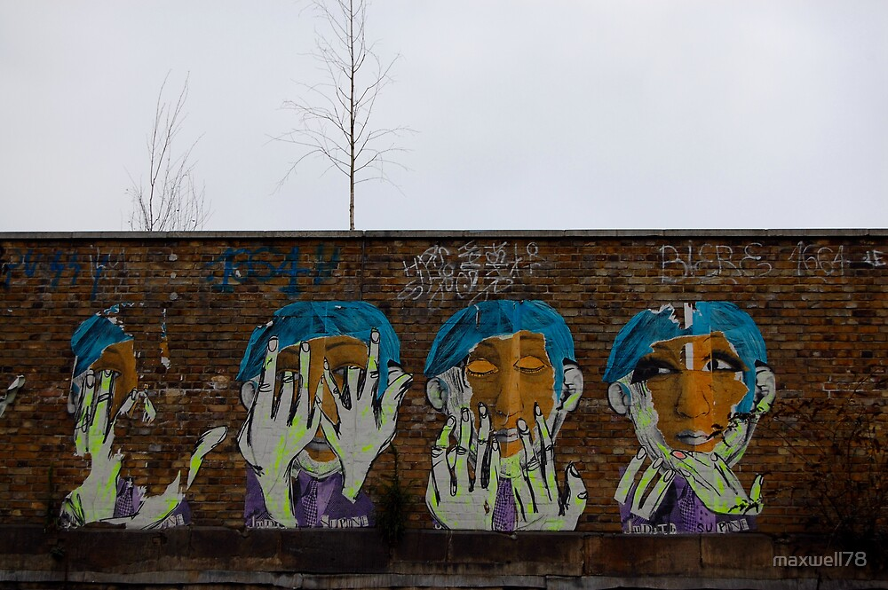 Hands and Faces by maxwell78