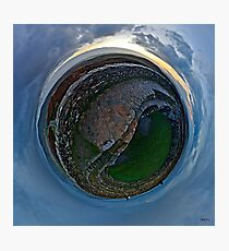 Winter Solstice Dawn over Grianan, Donegal, Ireland Photographic Print