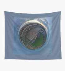 Winter Solstice Dawn over Grianan, Donegal, Ireland Wall Tapestry